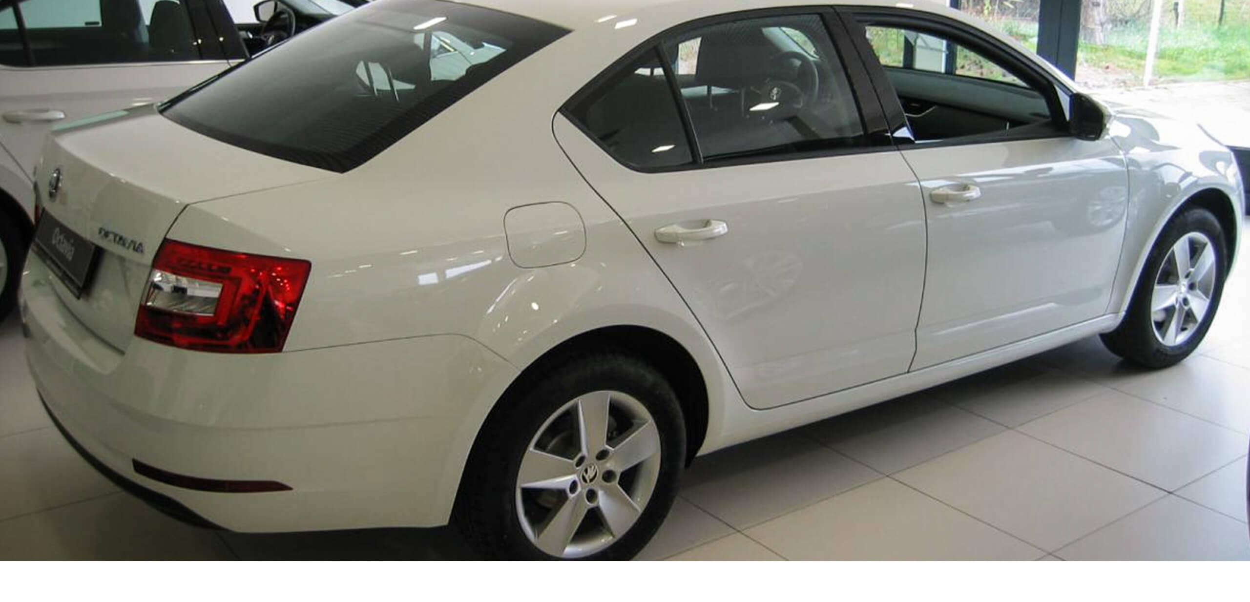 Škoda Octavia 1,4TSI/110kW AMBITION TRUMF