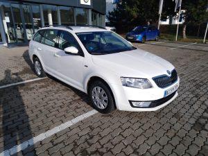 autospektrum acc brno slatina Škoda Octavia COMBI III 1,6TDI/77kW AMBITION