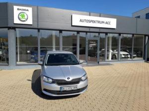 Škoda Fabia 1,0MPI/44kW ACTIVE
