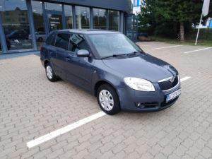 Autospektrum acc servis prodej vozů Škoda Fabia Combi 1,2/51kW AMBIENTE