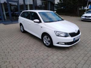 autospektrum acc brno slatina Škoda Fabia Combi III 1,2TSI/66kW AMBITION