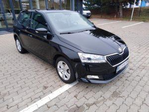 autospektrum acc škoda brno slatina Škoda Fabia III 1,0TSI/70kW AMBITION PLUS