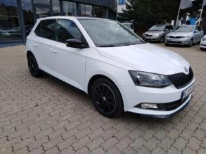 auto spektrum acc brno slatina Škoda Fabia MONTE CARLO 1,2TSI REZERVACE