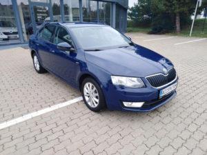 autospektrum acc brno slatina Škoda Octavia 1,6TDI/81kW FRESH