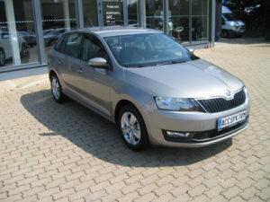 Škoda Rapid 1,0TSI/81kW AMBITION autospektrum acc