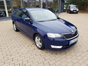 Škoda Rapid 1,4TDI 66kW AMBITION